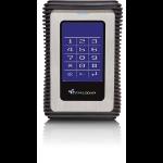 Origin Storage DataLocker 3 500GB RFID 500GB Black,Silver external hard drive