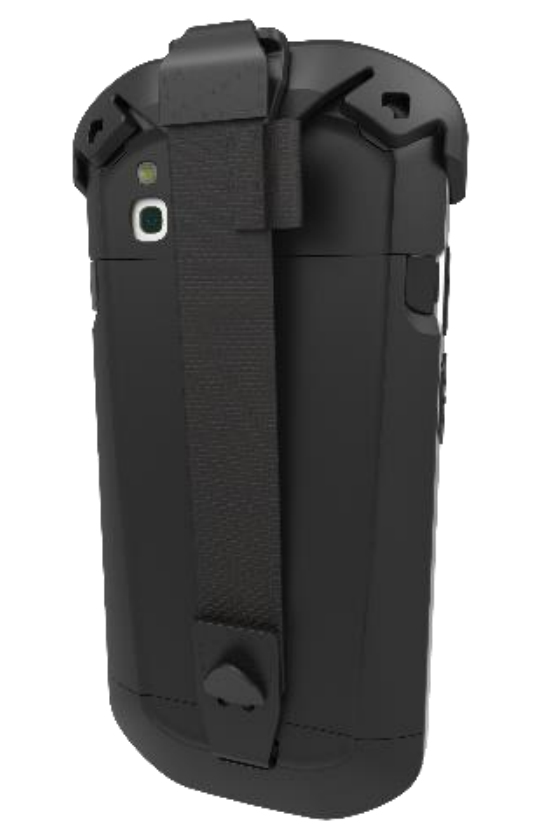 Zebra SG-TC51-BHDSTP1-03 accesorio para dispositivo de mano Juego de correas de mano Negro