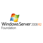 Hewlett Packard Enterprise Windows Server 2008 R2 Foundation