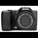 """Kodak PIXPRO FZ102 Compact camera 16.15 MP CCD 4608 x 3456 pixels 1/2.3"""" Black"""
