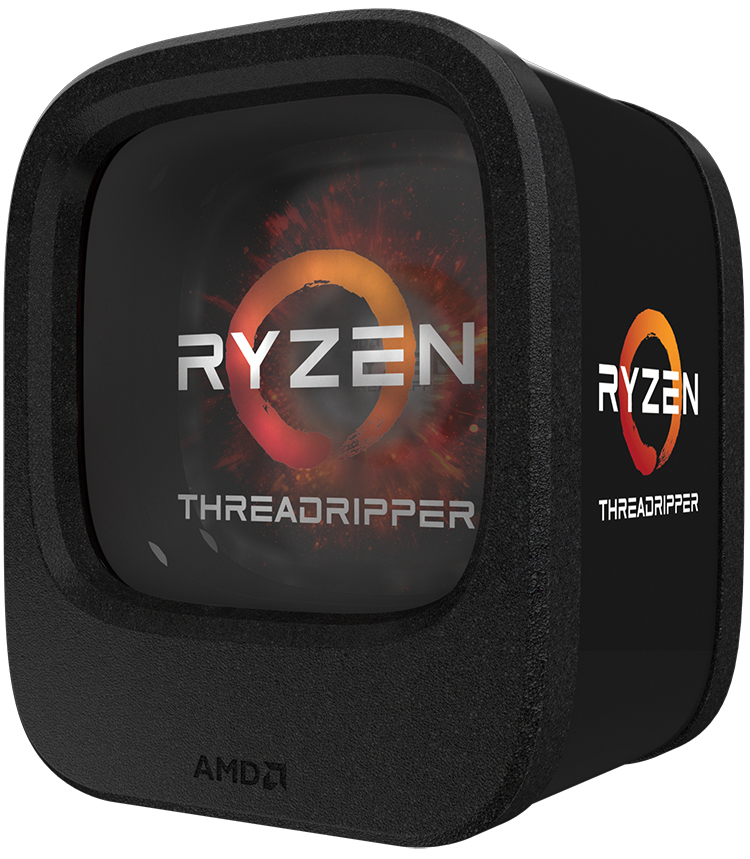 AMD Ryzen Threadripper 1900X 3.8GHz 16MB L3 Box processor