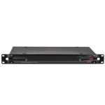Clockaudio AA 8000 video line amplifier Black