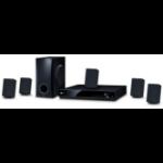 LG DH4130S 5.1channels 330W Negro sistema de cine en casa dir