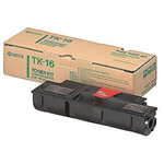 KYOCERA 37027016 (TK-16 H) Toner black, 3.6K pages