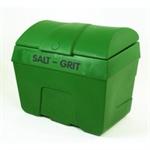 WINTER BIN SALT/GRIT GRN NO HOPPER 400L GRN