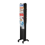 FastPaper Double Sided Display 16 Compartments DD