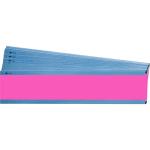 Brady TMM-COL-PK-PK self-adhesive label Rectangle Pink 2700 pc(s)