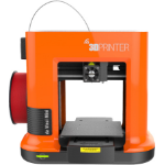 XYZprinting 3FM1WXEU01F Fused Filament Fabrication (FFF) Wi-Fi Black,Orange 3D printer