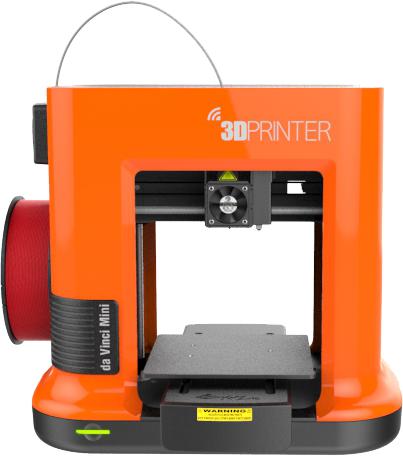 XYZprinting 3FM1WXEU01F Fused Filament Fabrication (FFF) Wi-Fi 3D printer