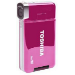 Toshiba Camileo S30 8 MP CMOS Handheld camcorder Pink Full HD