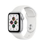 Apple Watch SE OLED 40 mm Silver GPS