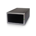 "Dynamode USB-HD3.5S-3.0-2H storage drive enclosure 3.5"" HDD enclosure Black,Silver"