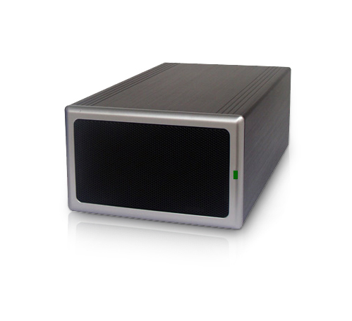 "Dynamode USB-HD3.5S-3.0-2H HDD enclosure 3.5"" Black, Silver HDD/SSD enclosure"