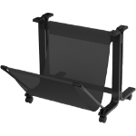 HP 6TX91A mueble y soporte para impresoras Negro