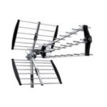 Maximum UHF 200 Mono 18dB tv-antenne