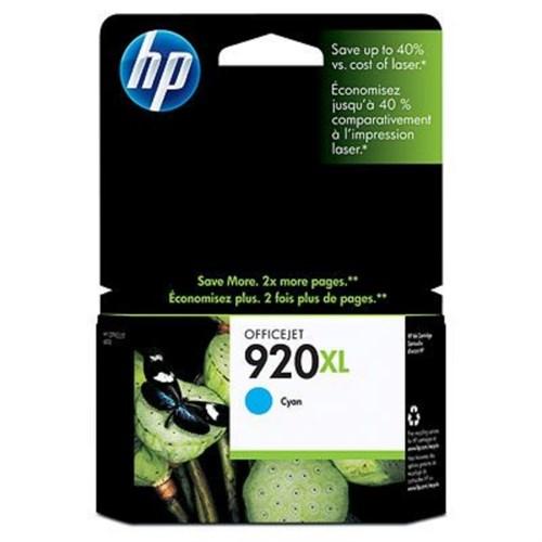 HP CD972AE (920XL) Ink cartridge cyan, 700 pages, 8ml