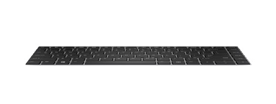 HP L09548-A41 notebook spare part Keyboard