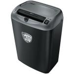 """Fellowes Powershred 70S paper shredder Strip shredding 9.02"""" (22.9 cm) Black, Silver"""