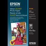 Epson Value Glossy Photo Paper Fotopapier Glanz