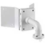 Axis T91A64 Corner Bracket White flat panel wall mount