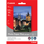 Canon SG-201 - 20x25cm Photo Paper Plus, 20 sheets photo paper