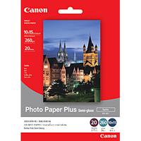 Canon SG-201 - 20x25cm Photo Paper Plus, 20 sheets
