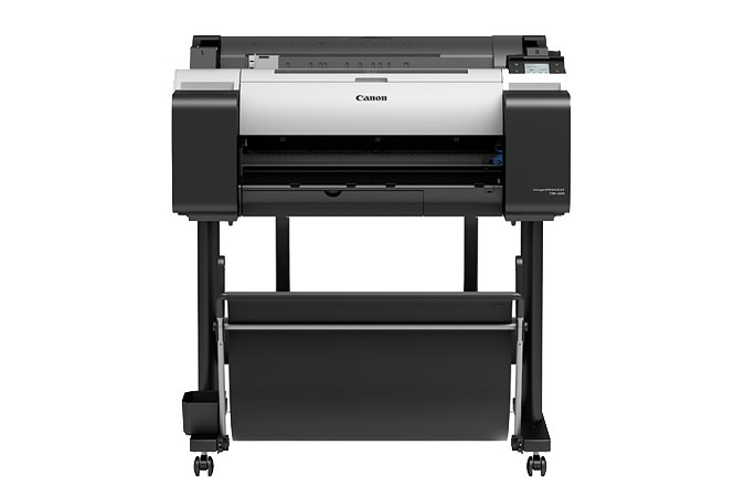 Canon imagePROGRAF TM-200 large format printer Thermal inkjet Colour 2400 x 1200 DPI A1 (594 x 841 mm) Ethernet LAN Wi-Fi