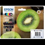 Epson C13T02G74010 (202XL) Ink cartridge multi pack, 13,8ml 7,9ml 3x8,5ml, Pack qty 5