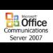 Microsoft KPA-00249 communications server software