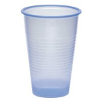Caterpack Cold Drink Plastic Vending Cup Tall 7oz (Pack 50)