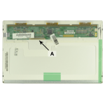 2-Power 10.2 WSVGA 1024x600 LED Matte Screen - replaces 510263 2P-510263