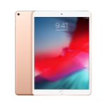"Apple iPad Air 26.7 cm (10.5"") 64 GB Wi-Fi 5 (802.11ac) Gold iOS 12"