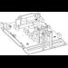 Zebra P1014132 kit para impresora