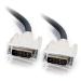 C2G 5m DVI-D M/M Cable cable DVI Negro