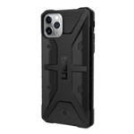 "Urban Armor Gear 111727114040 mobiele telefoon behuizingen 16,5 cm (6.5"") Folioblad Zwart"