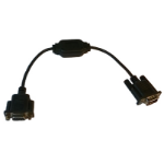 Honeywell 9000070CABLE cable gender changer PS2 Black