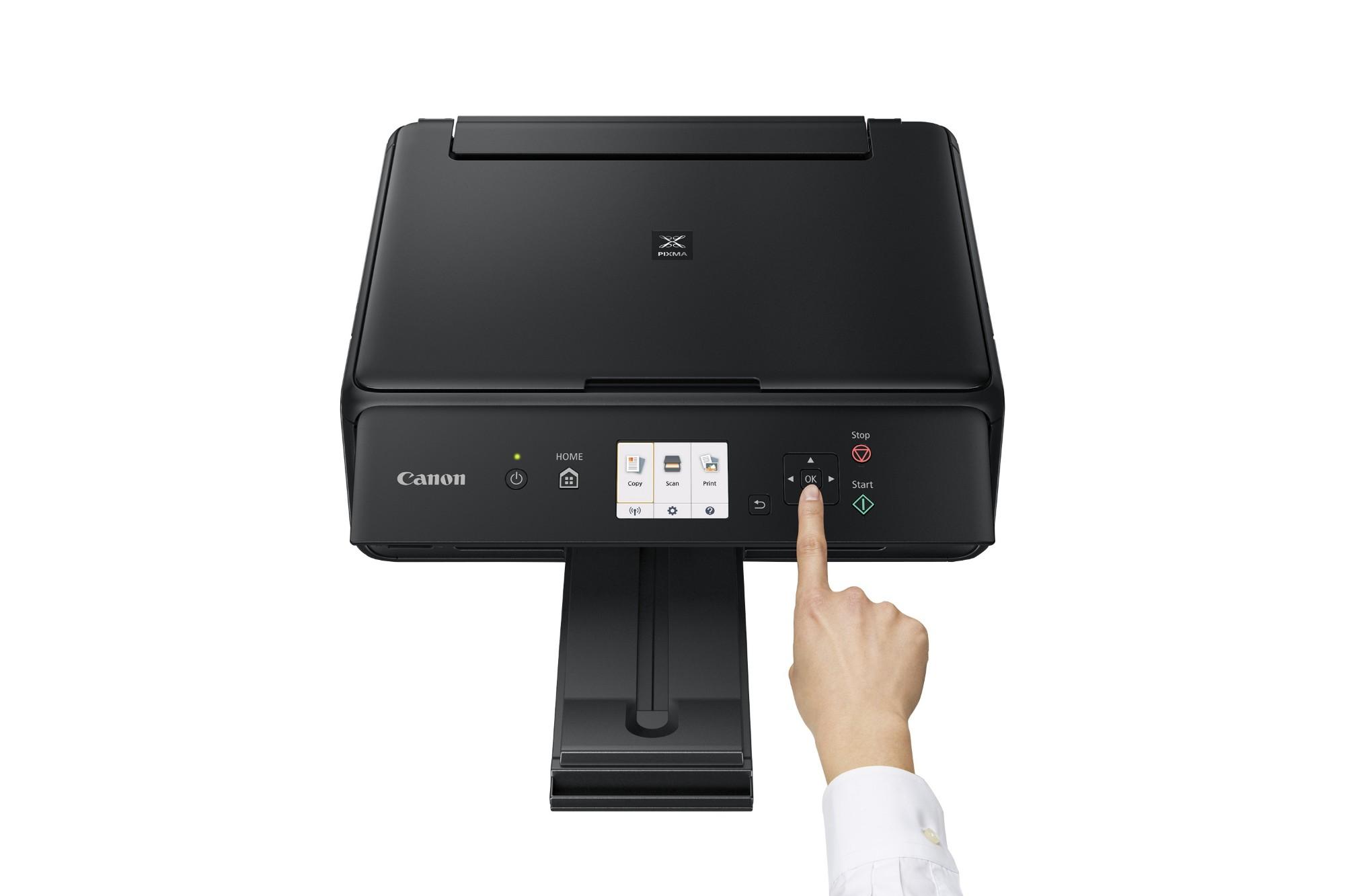 Canon PIXMA TS5050 4800 x 1200DPI Inkjet A4 Wi-Fi