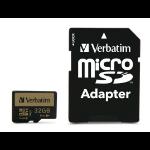 Verbatim Pro+ memory card 32 GB MicroSDHC Class 10 UHS-I