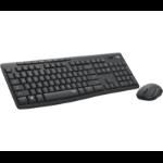 Logitech MK295 Silent Wireless Combo keyboard RF Wireless Black