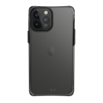 "Urban Armor Gear Plyo mobile phone case 17 cm (6.7"") Cover Black, Transparent"