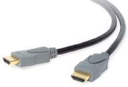Techlink 2m HDMI 1.3 HDMI cable HDMI Type A (Standard) Black