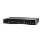 Cisco RV260 router Gigabit Ethernet Negro, Gris