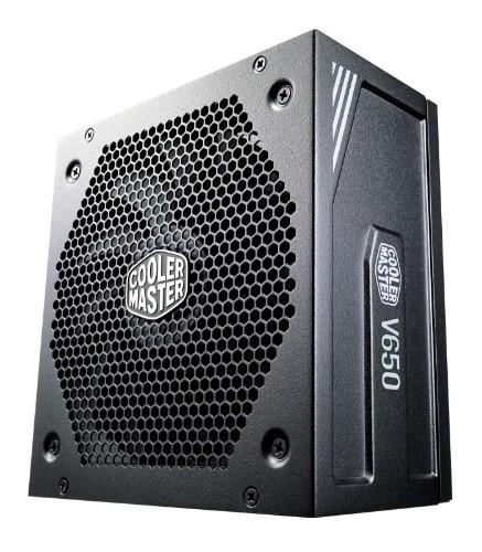 Cooler Master V650 Gold-V2 power supply unit 650 W 24-pin ATX ATX Black
