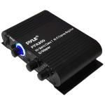 Pyle PFA300 audio amplifier Black