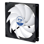 ARCTIC F14 PWM - PWM Case Fan