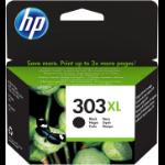 HP T6N04AE (303XL) Printhead cartridge black, 12ml
