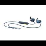 Samsung GP-N200HAHHFAB headphones/headset In-ear, Neck-band Blue
