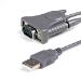 StarTech.com Cable Adaptador de 0,9m USB a Serie Serial DB9 DB25 RS232