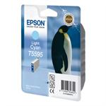 Epson C13T55954010 (T5595) Ink cartridge bright cyan, 13ml