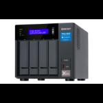 QNAP TVS-472XT G5400T Ethernet LAN Tower Black NAS